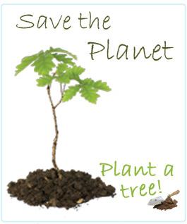 Tree dedication