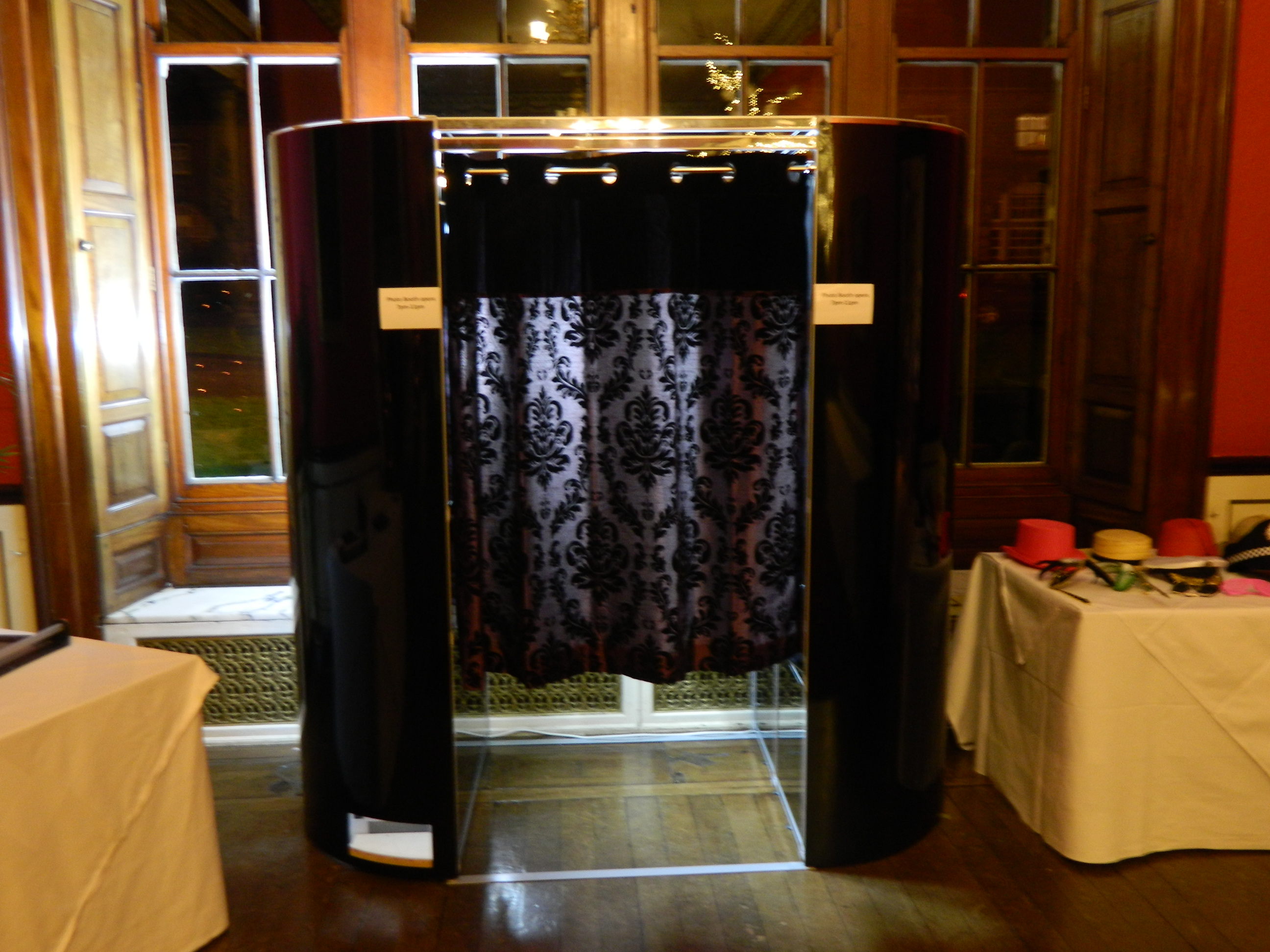The Party Photo Booth Hire Package