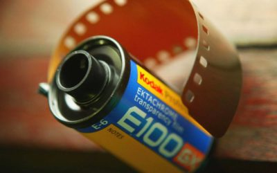 Film is Dead!  Film is back!