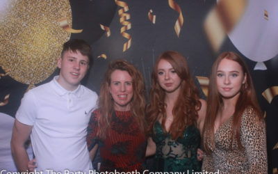 Joely's 21st birthday party at the Barnstaple Town Football Club
