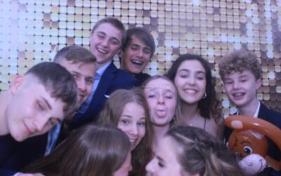 Private Prom party for 2021 students